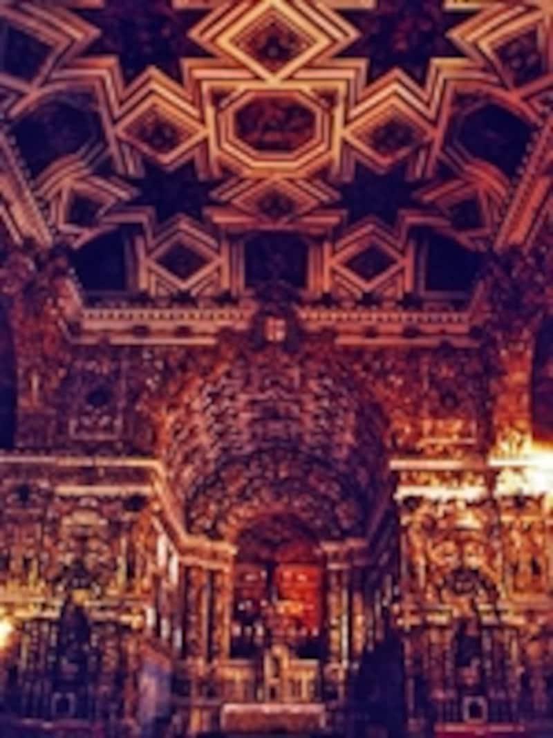 サン・フランシスコ教会、黄金のチャペル