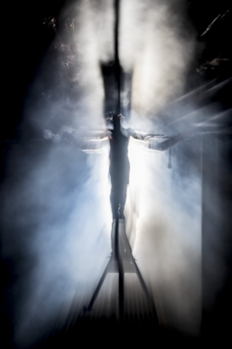 The Crucifixion Photo Johan Pesson