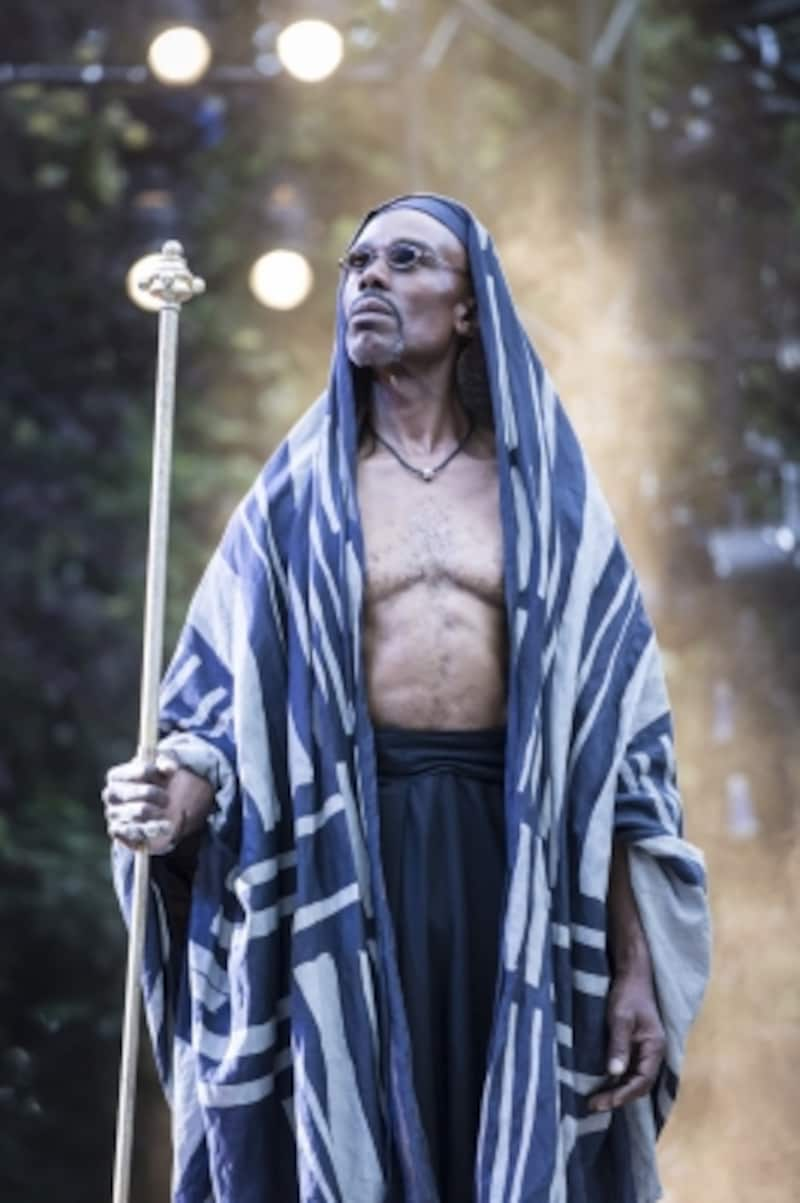 Cavin Cornwall as Caiaphas Photo Johan Pesson