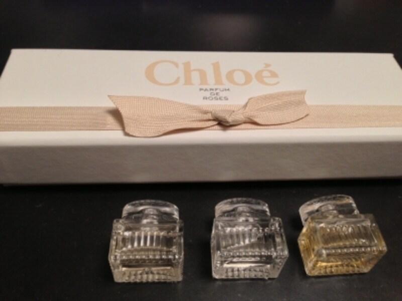 best loved 47392 0e5f4 その日の気分で選べる!クロエのミニ香水5個セット [化粧品 ...