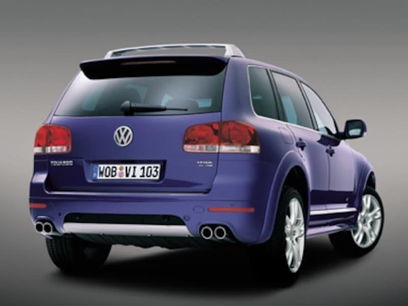 VWトゥアレグW12スポーツundefinedリア