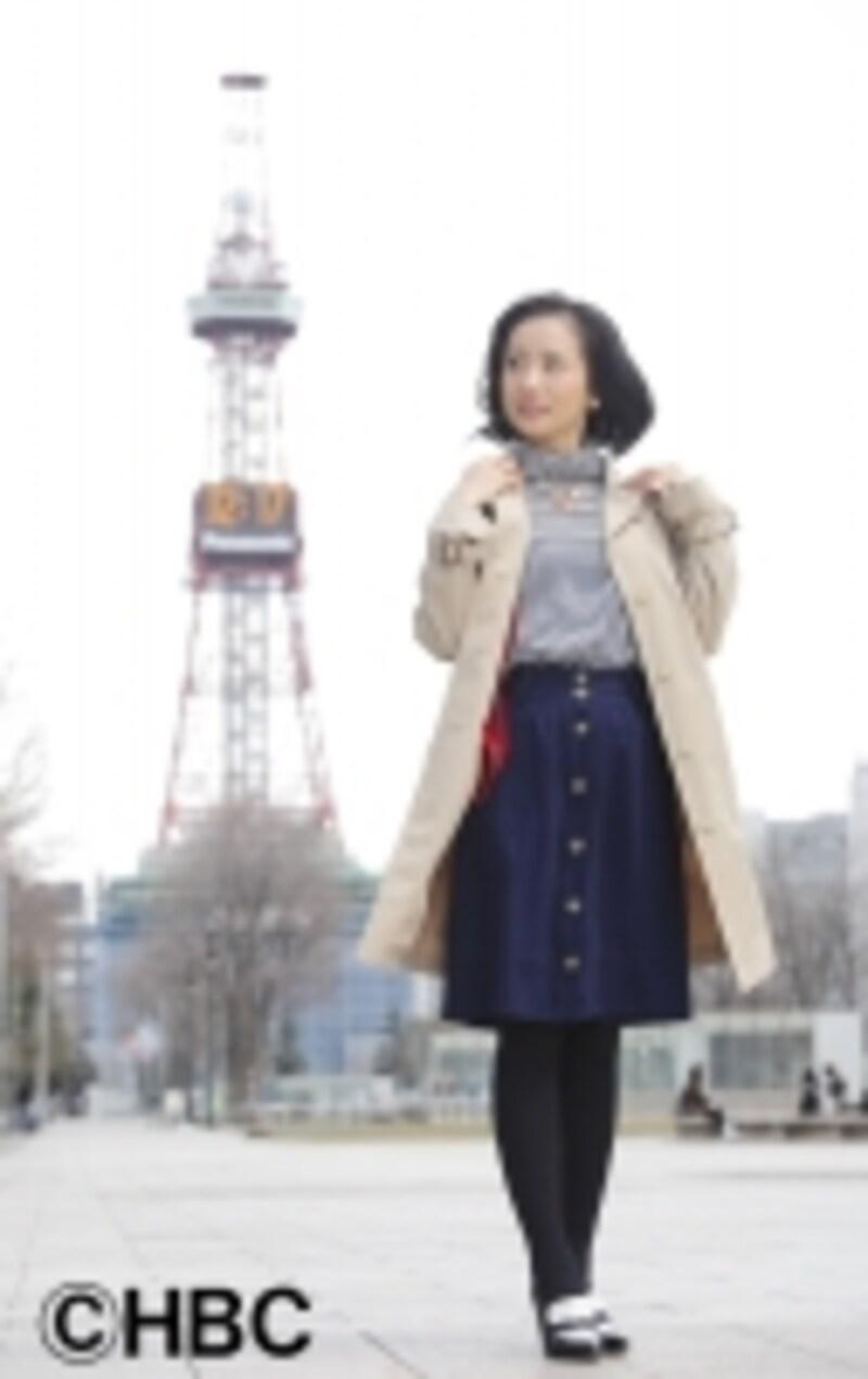 映美くらら「スイーツ王国北海道undefined幸せ探す!お菓子の旅」
