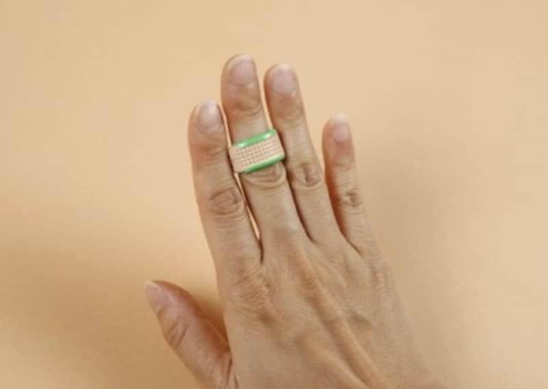 使い慣れると便利な指ぬき