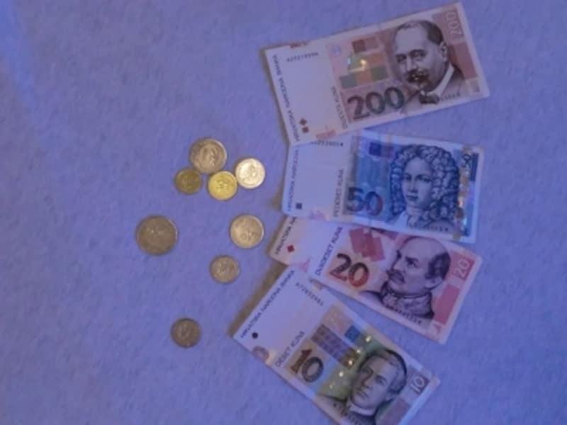 クロアチアの通貨