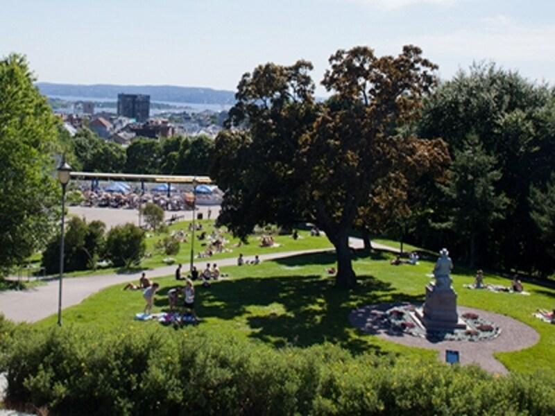 St.Hanshaugen公園
