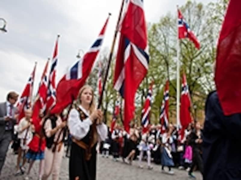 ノルウェーの憲法記念日