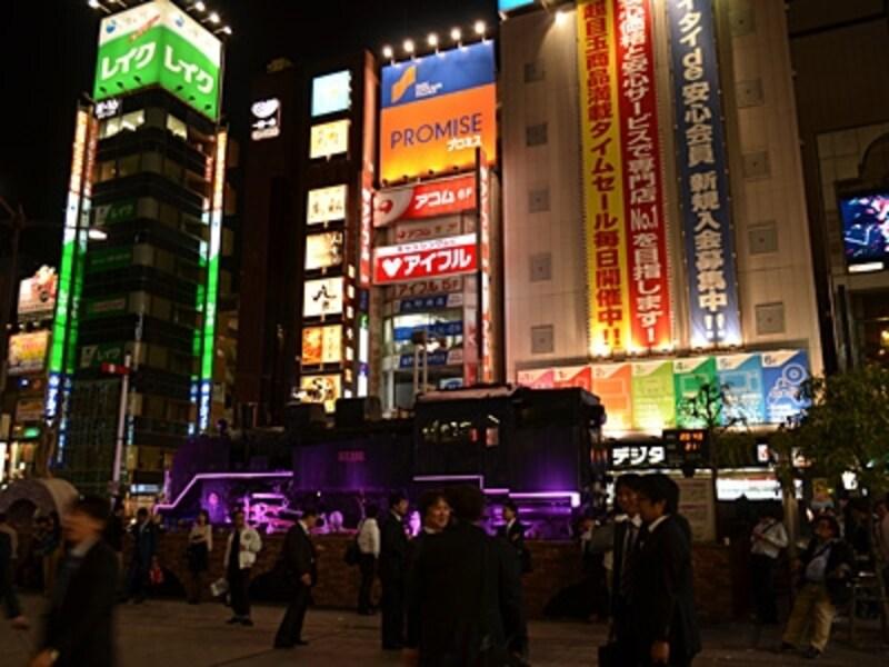 新橋駅前広場
