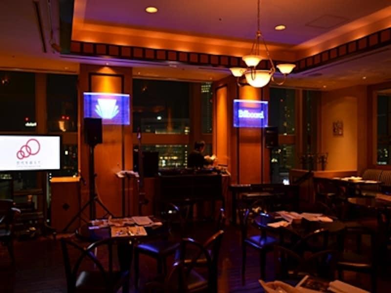 第一ホテル東京「ラウンジ21」