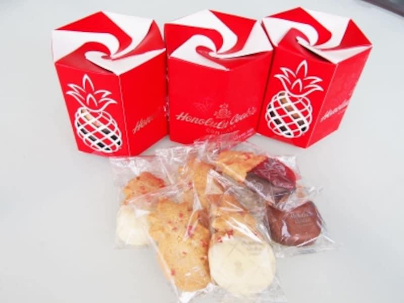 毎年パッケージが変わるクリスマス限定クッキー