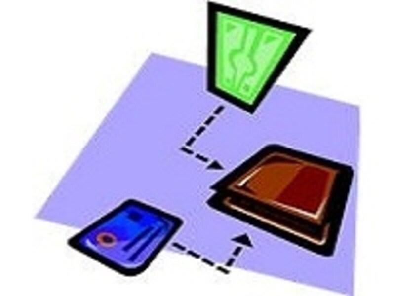 カードの整理で貯まる財布を作る