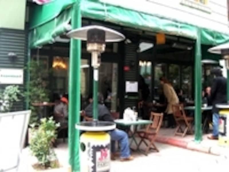 ジハンギルカフェ