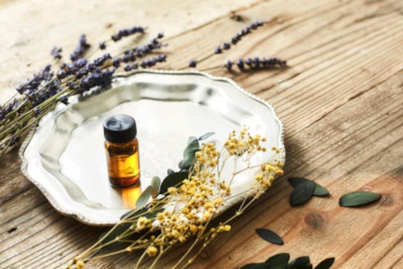 寝室で香りを広げれば、睡眠中に呼吸を安らかにしてくれます