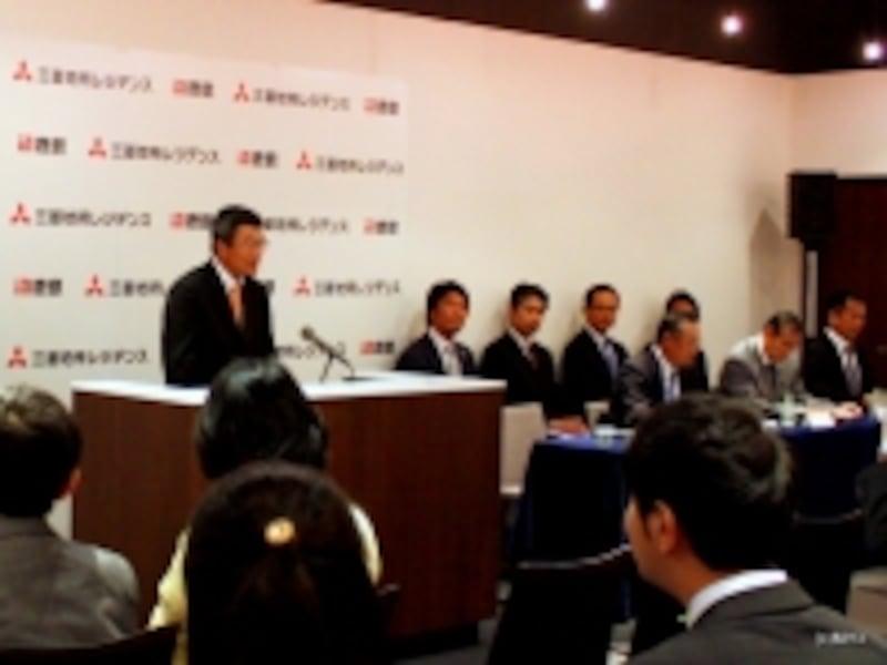 代表者挨拶小野真路(おのまさみち)取締役社長