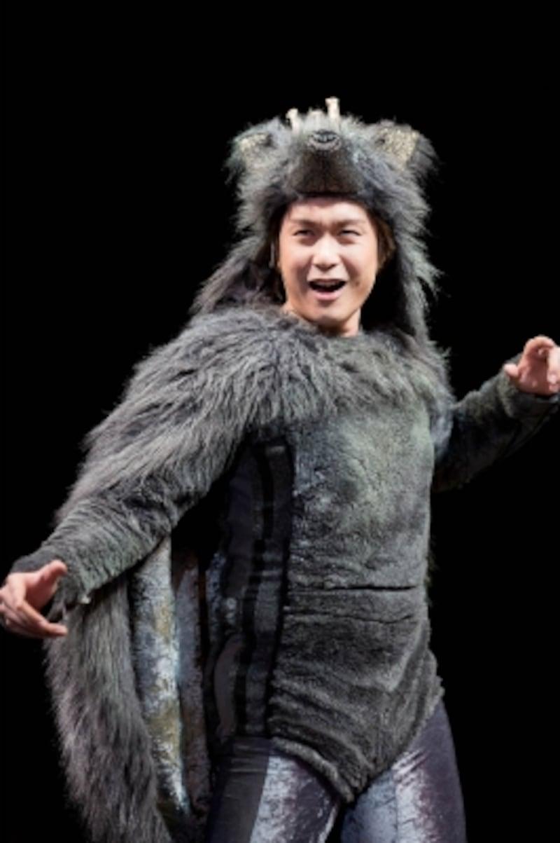 『新オオカミ王ロボ』(2013)ロボ役