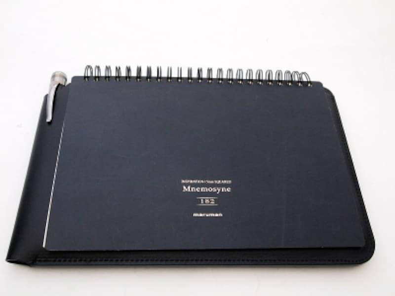 iPadmini&ノートケース01