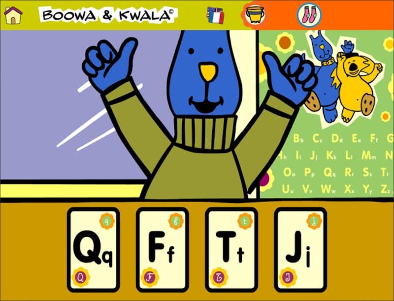 """アルファベットゲーム無料UpToTen""""AlphabetFlashCards"""""""