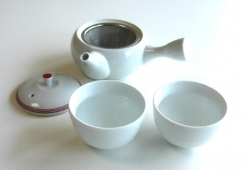 新茶の入れ方手順2