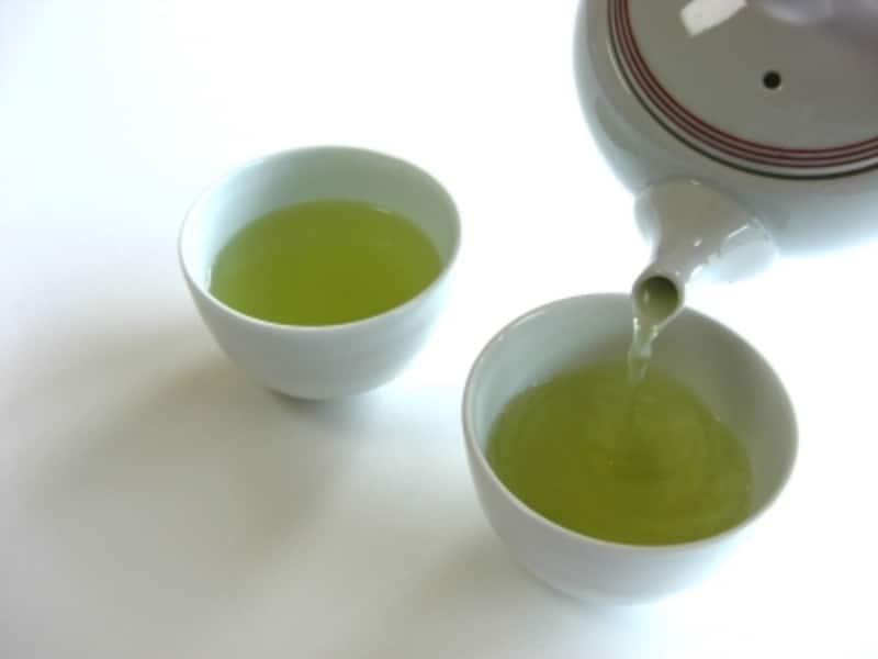 新茶の入れ方手順5