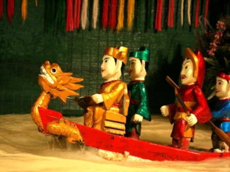 waterpuppetry