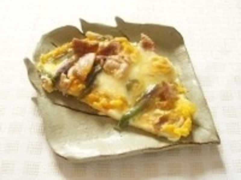 卵とじはご飯にのっけてお弁当にもなります