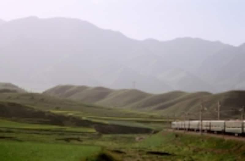 旅情溢れる国際列車の旅