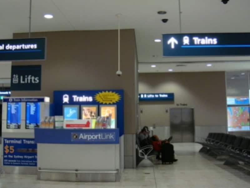 シドニー空港エアリンク
