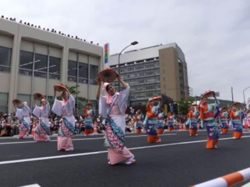 山形花笠まつり(2)/東北六魂祭2013福島より