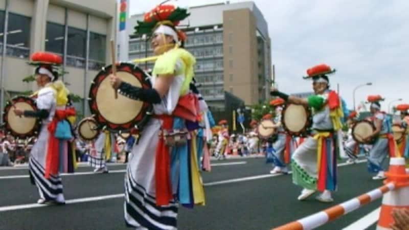 盛岡さんさ踊り(3)/東北六魂祭2013福島より