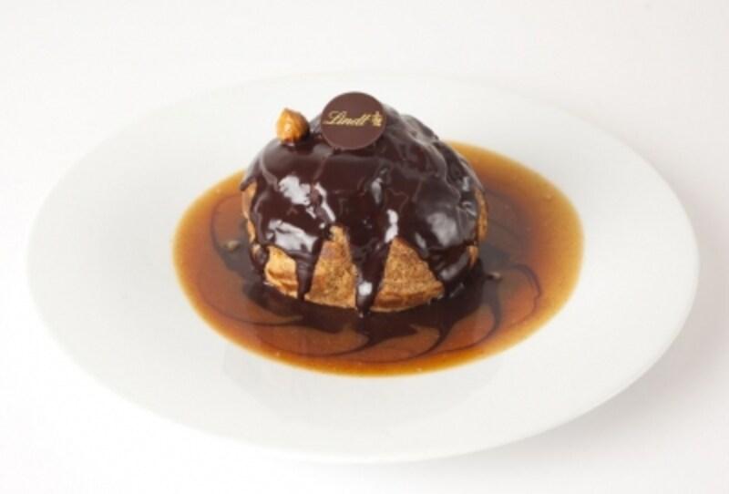 リンツ・プロフィットロールアイスクリームundefinedキャラメルショコラ