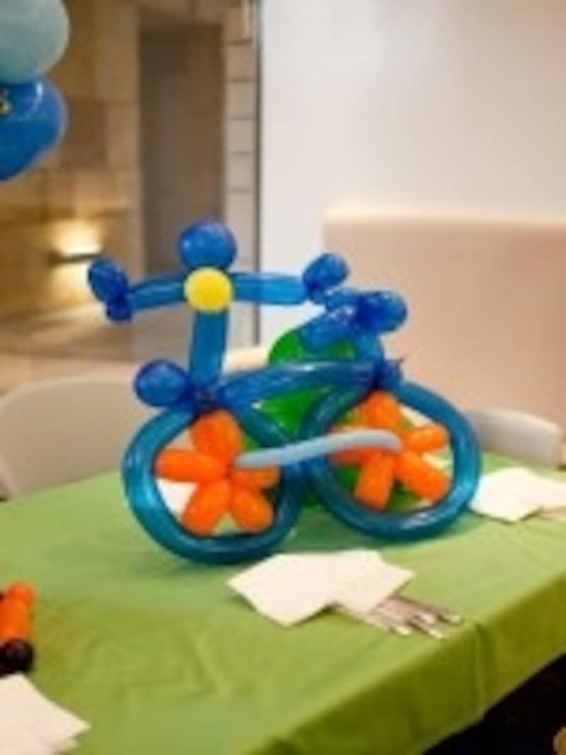 バルーン自転車