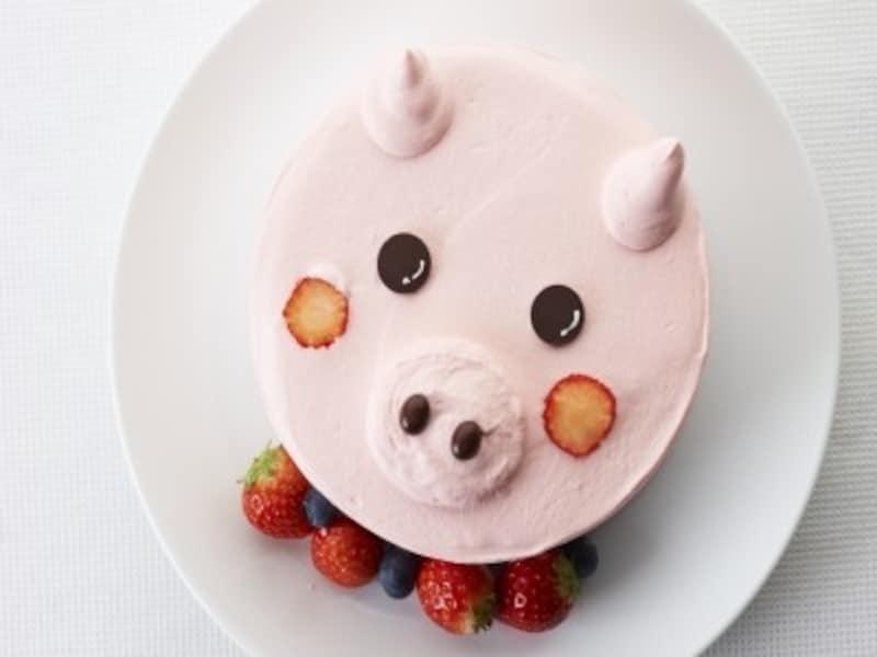 ブタケーキ