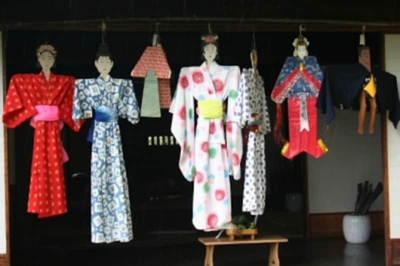 七夕人形写真