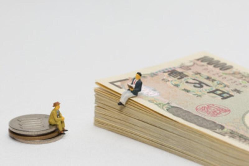 「貯まる人」と「貯まらない人」とは、いったい何が違うの?