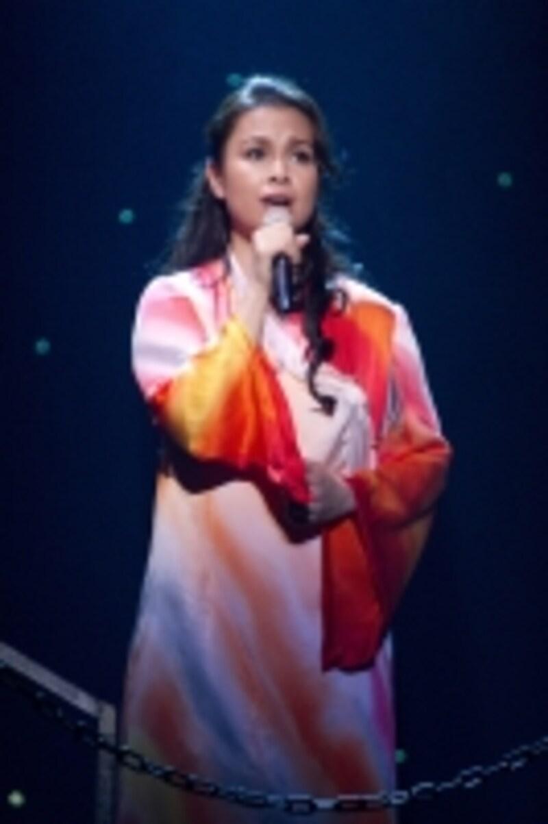 『4Stars』レア・サロンガundefined写真提供:梅田芸術劇場
