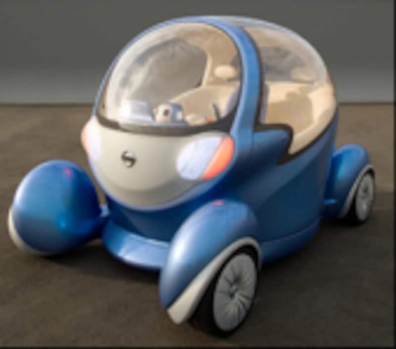 日産自動車undefinedPIVO2