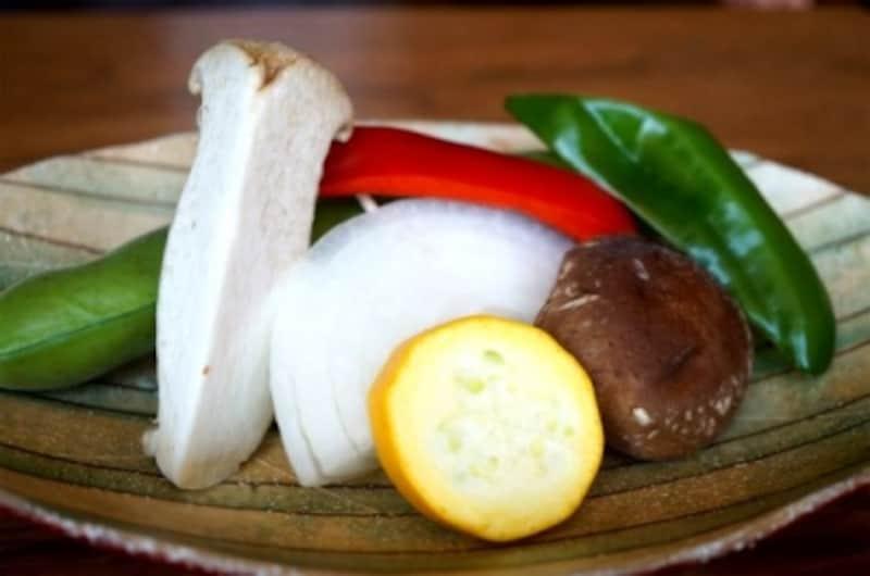 焼き野菜1