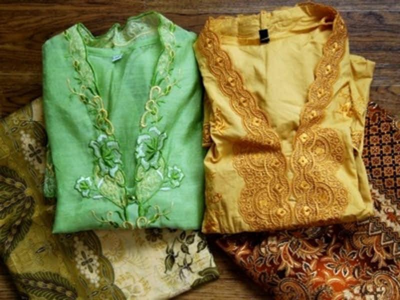 マレーシアの民族衣装、クバヤ