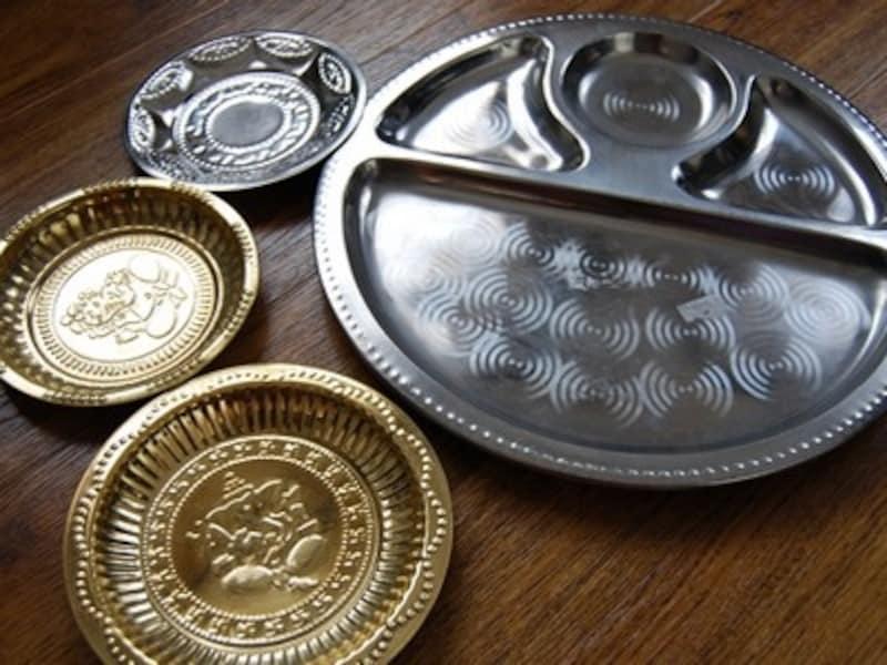 インド系お皿