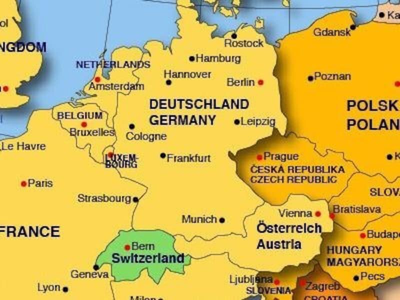 ドイツ語と英語の言語関係