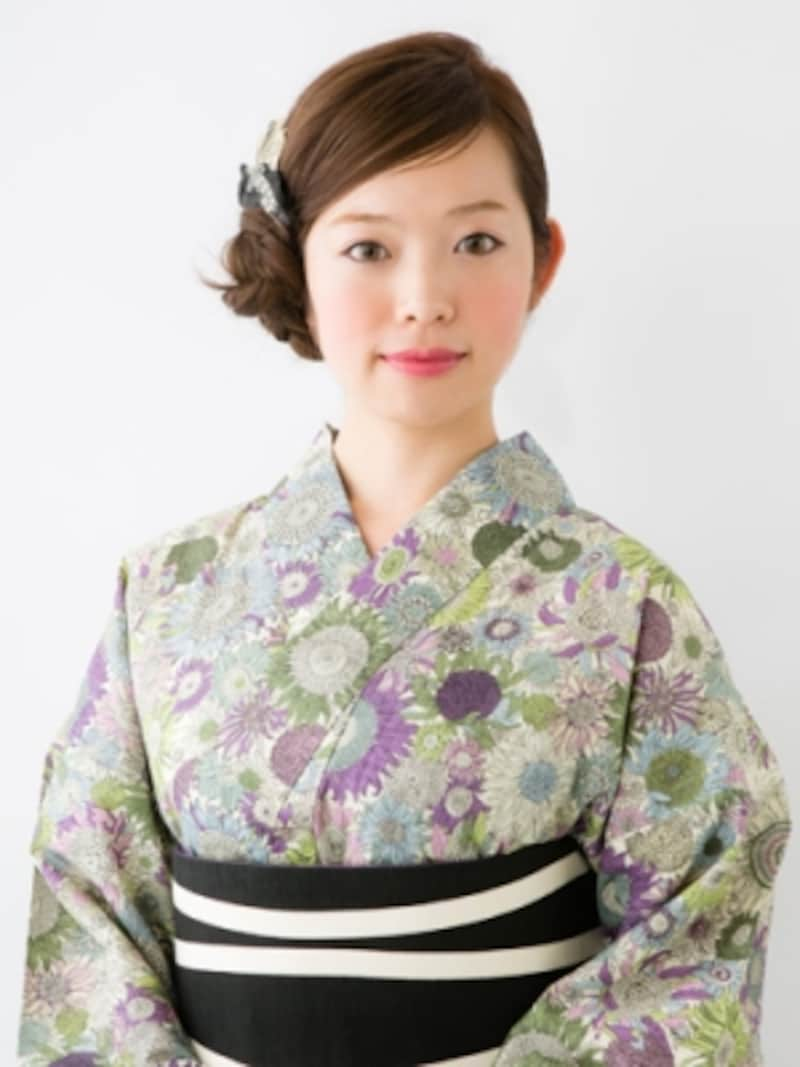 浴衣に似合う三つ編みお団子ヘアのアレンジ方法とは?