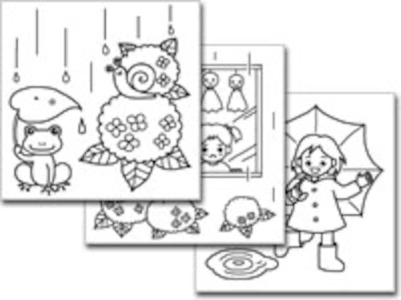 みさきのイラスト素材季節・行事のイラスト