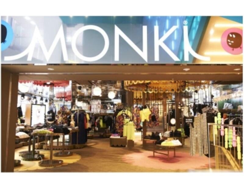 MONKI日本初店舗、大阪に上陸