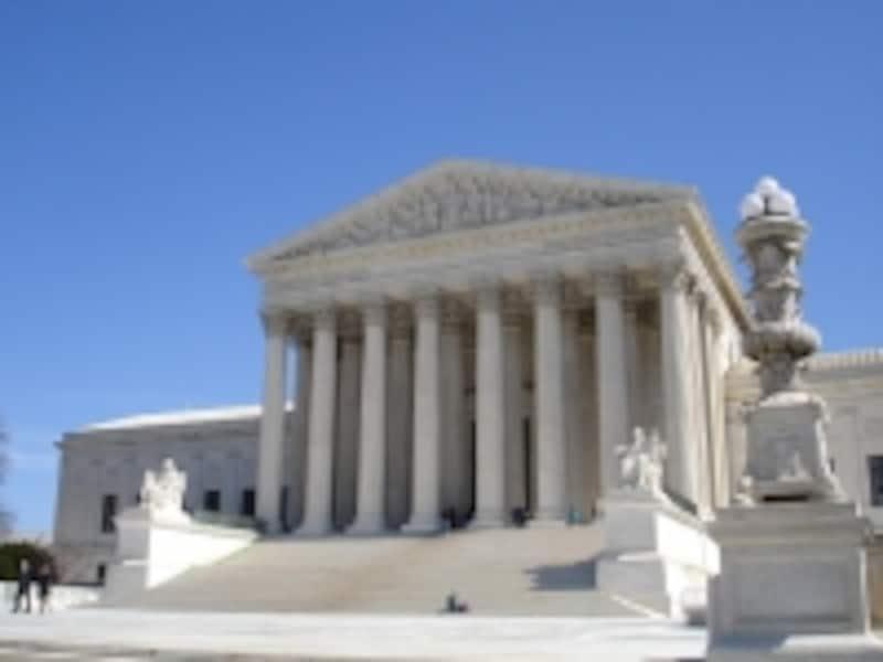 最高裁の建物