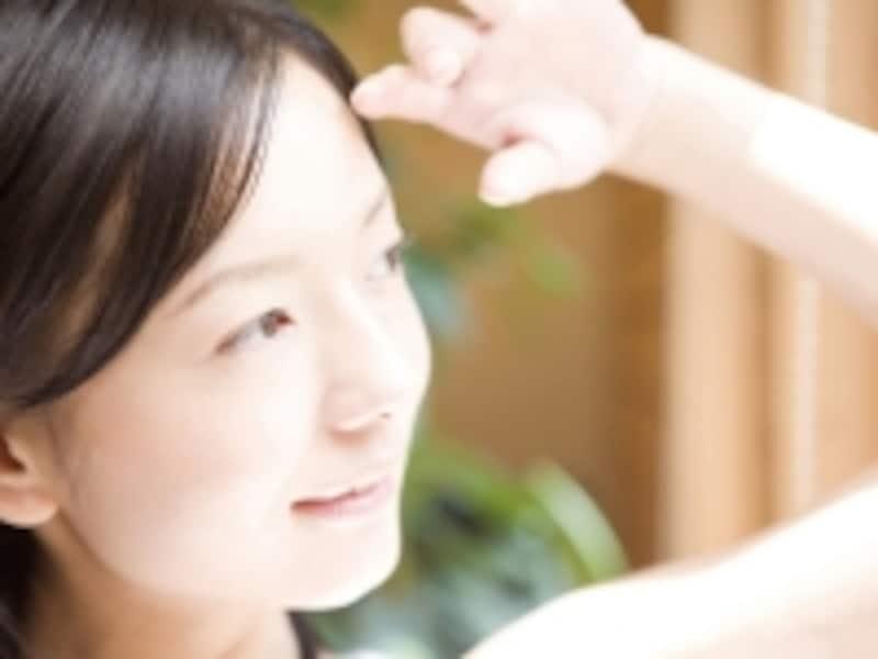 頭皮の老化