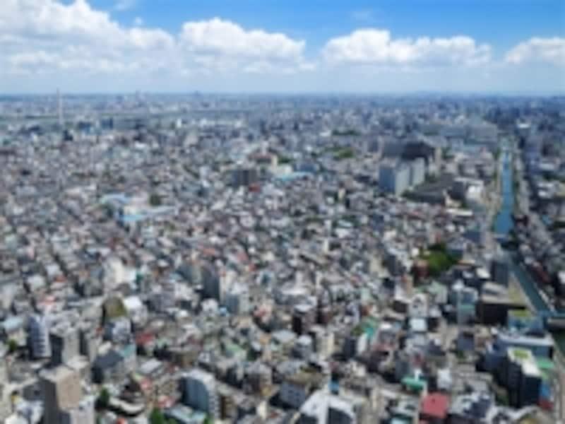 木密は「東京の弱点」といわれる