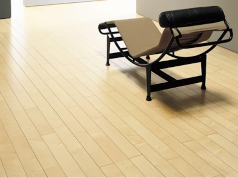 無垢板風フローリング
