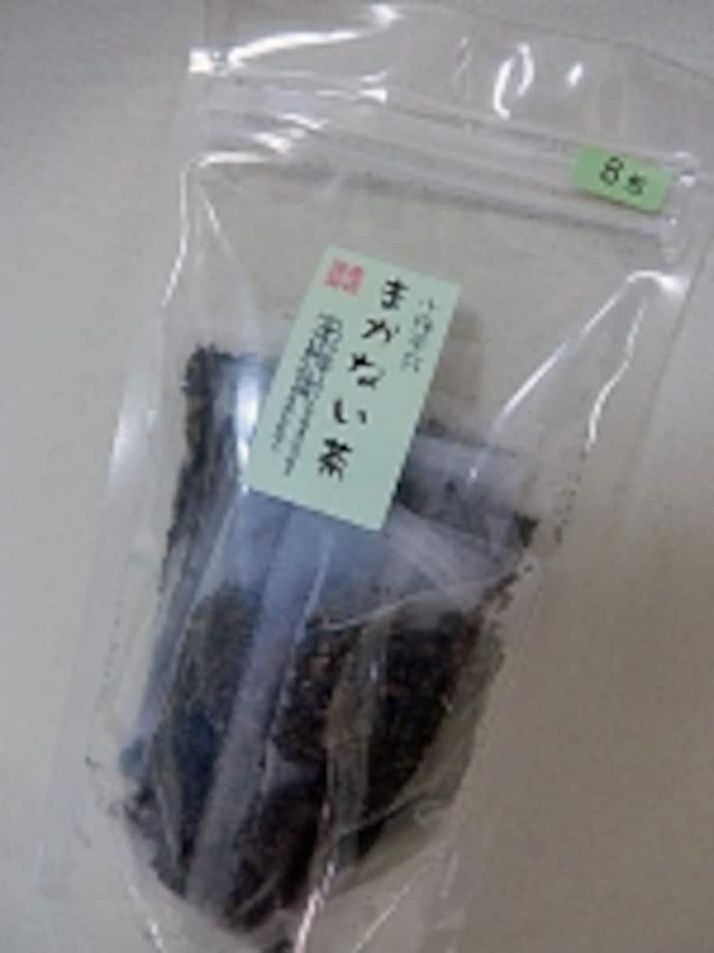 小梅茶荘の水出し茶undefined8包1000円