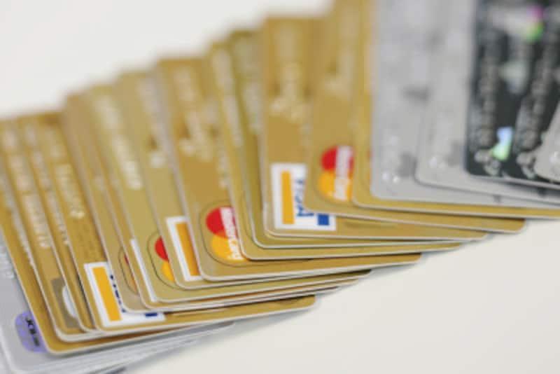 クレジットカードがあると便利