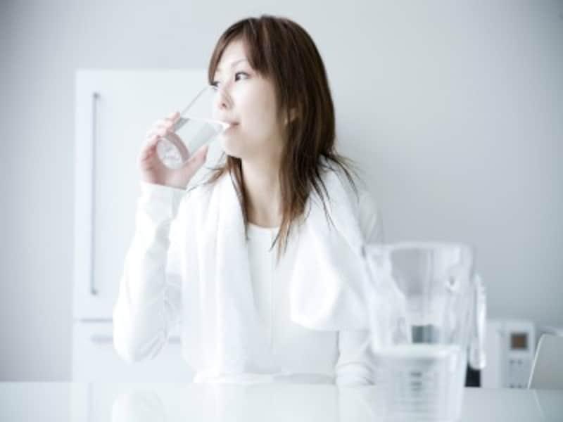 水とダイエットの関係