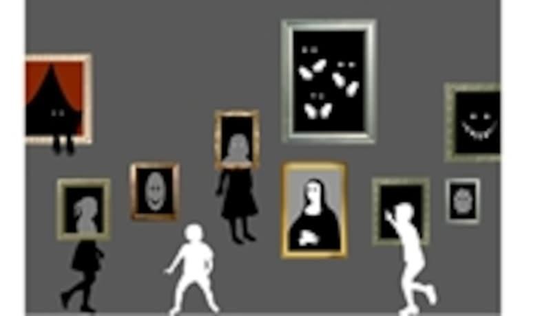 """トラフ建築設計事務所《トラフのオバケ屋敷は""""化かし屋敷""""》のためのイメージundefined2013年"""